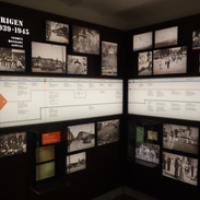 Chronologická linka válečné historie - přečtěte si, co se ve stejnou dobu dělo v Evropě / v Dánsku / v Aarhusu.