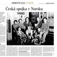 Milada Topičová odjela v šestnácti do Norska. Začala překládat české autory do norštiny a propagovala českou kulturu v Norsku.