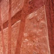 Moje oblíbená barva, kterou uvidíte nejen ve skanzenu, ale po celém Dánsku na fasádách.