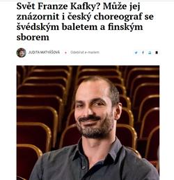 Interview with Jiri Bubenicek