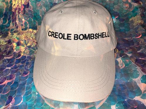 "Tan ""Creole Bombshell"" Hat"
