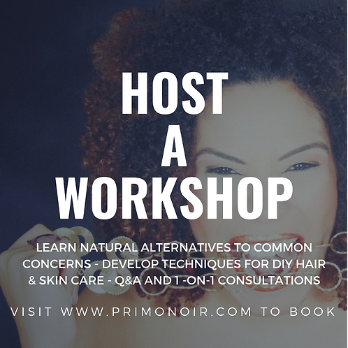 Host a Workshop Deposit