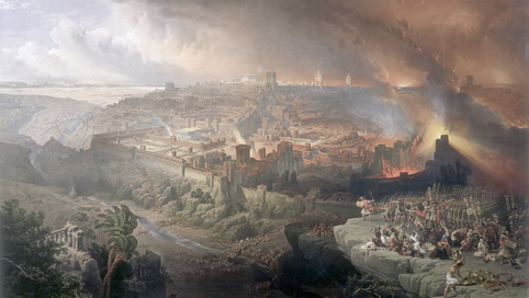 האם המקדש השני נחרב בשל שנאת חינם?