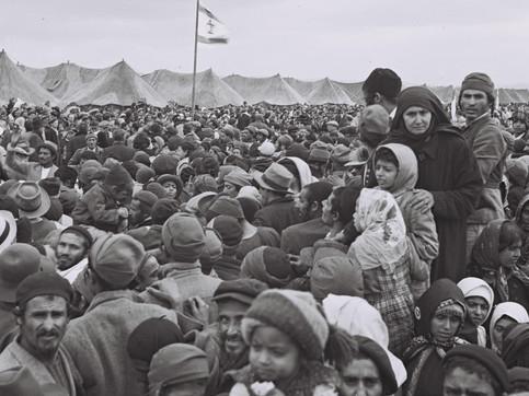 מבט אל העבר: עצרת הזדהות עם זכויות יהודי ארצות-ערב