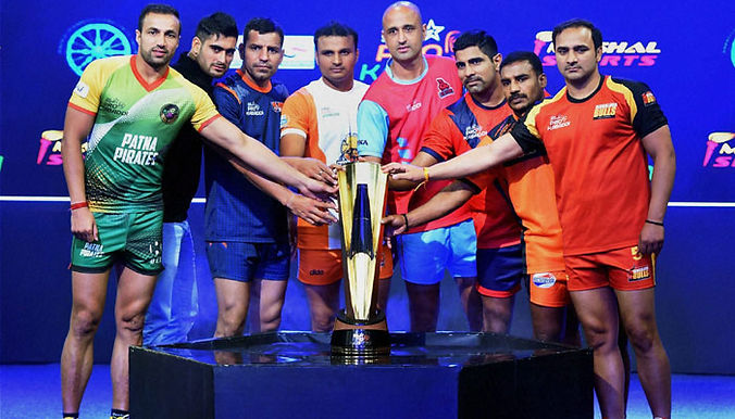 India: Carving and Commanding Kabaddi since ages