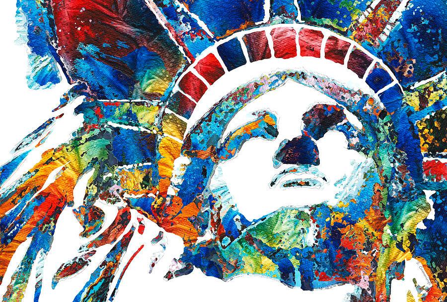 colorful-statue-of-liberty-sharon-cummin