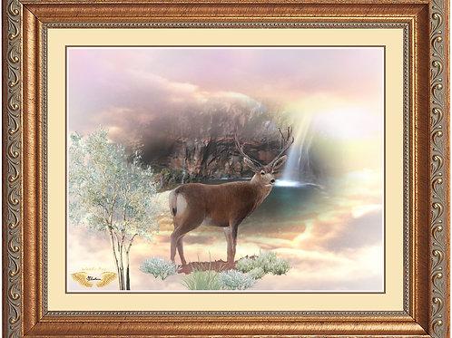 Deer at Falls