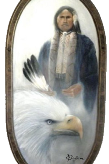GREAT EAGLE (ORIGINAL OIL)