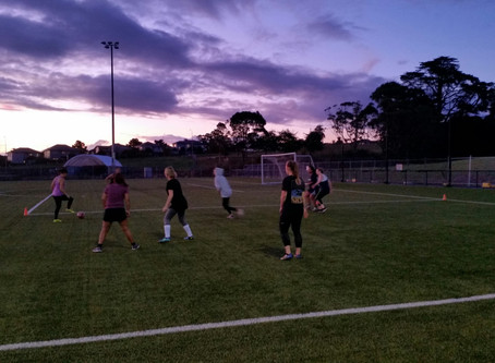 Roverines pre-season starts strong