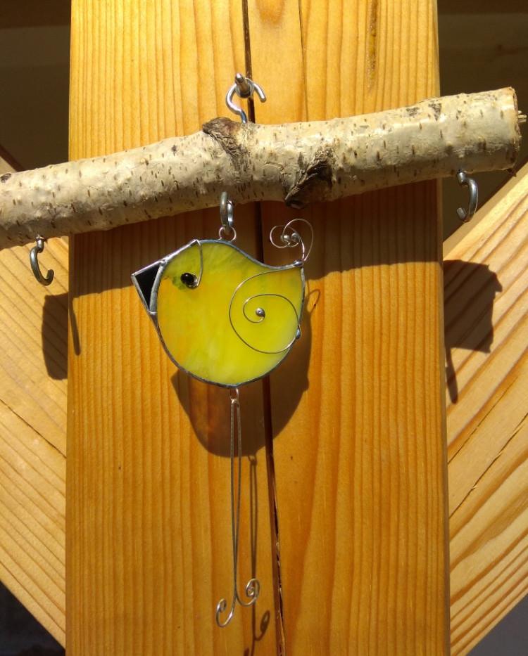 Ptáček zavěsný 150 Kč