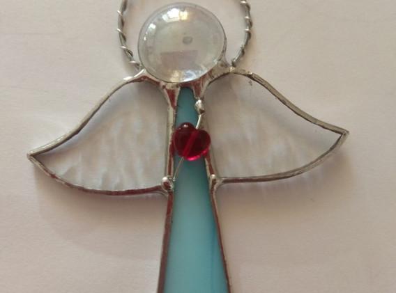 Anděl - malý zavěsný 120 Kč