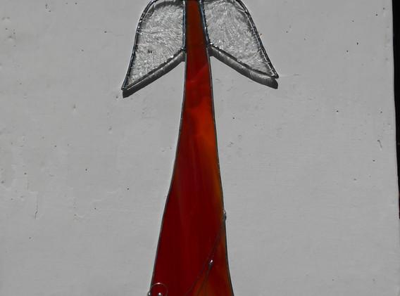 Anděl - střední zavěsný 250 Kč