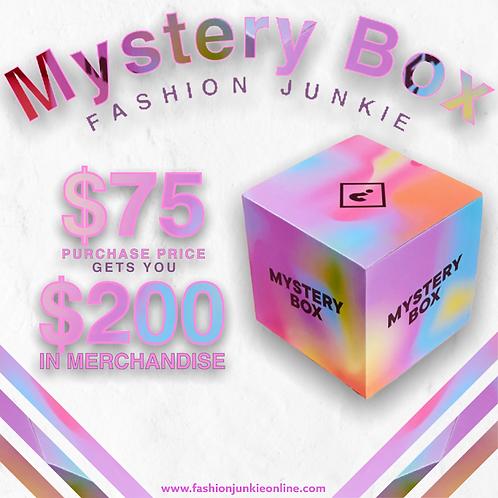 Mystery Box -$75