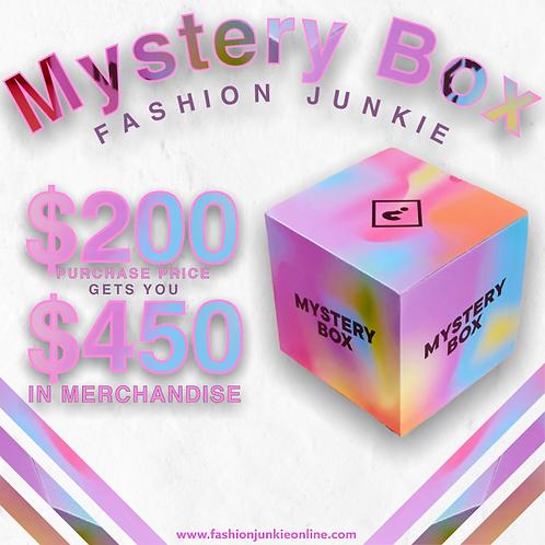 Mystery Box -$200