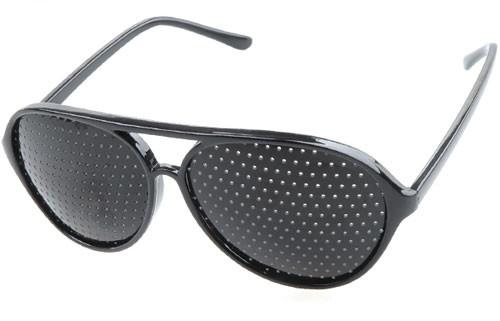 Øyegym-brille