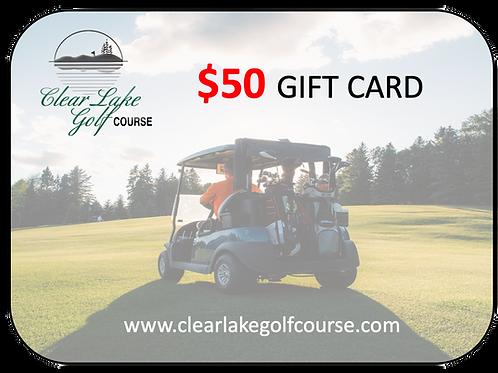 Proshop $50 Gift Card