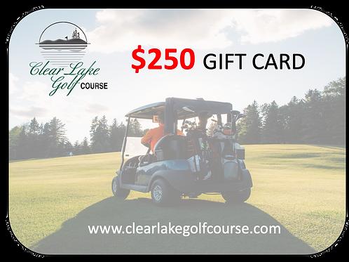 Proshop $250 Gift Card