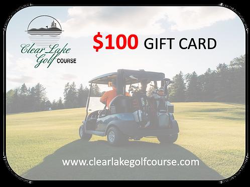 Proshop $100 Gift Card