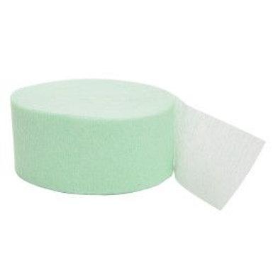 Streamer Crepe Mint 81Ft
