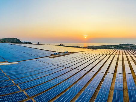 La crescita economica ha bisogno di energie rinnovabili