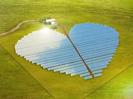 I cambiamenti climatici, come il fotovoltaico può aiutare il pianeta.