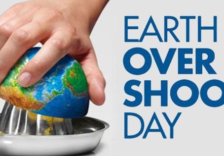 L'Earth Overshoot Day è sempre più in anticipo: abbiamo finito le risorse 2019 del Pianeta