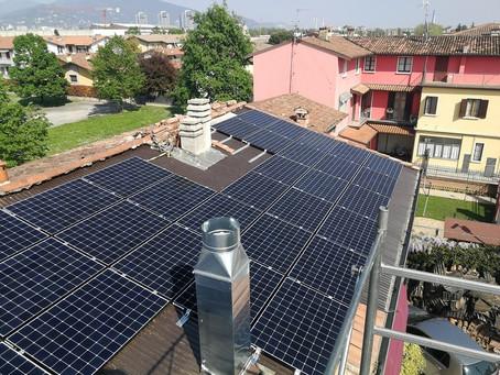 Come massimizzare il rendimento di un impianto fotovoltaico.