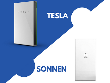 TESLA o SONNEN quale batteria scegliere?