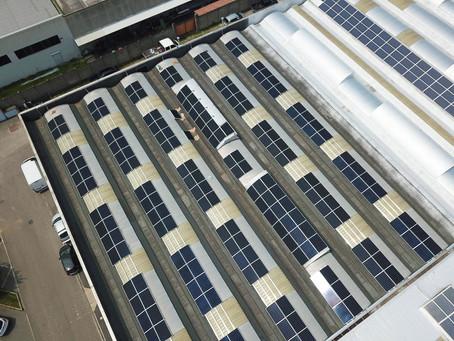 I vantaggi di un impianto fotovoltaico per le aziende