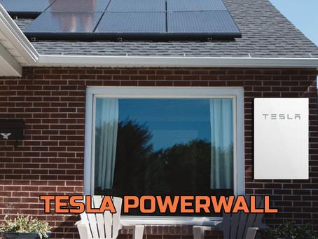 Conserva l'energia e utilizzala al bisogno con Tesla Powerwall