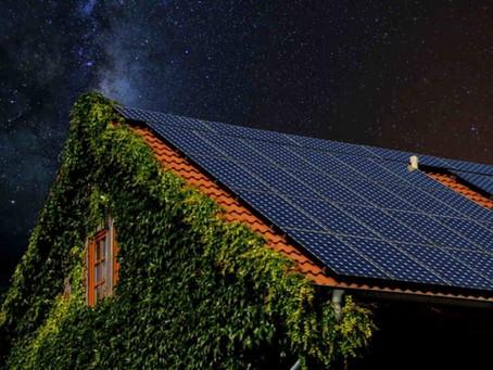 Ecco i pannelli anti-solari, che producono energia di notte