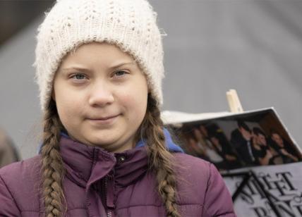 Roma, Greta Thunberg in Senato: «Voi potenti non ci ascoltate e a noi giovani date false speranze»