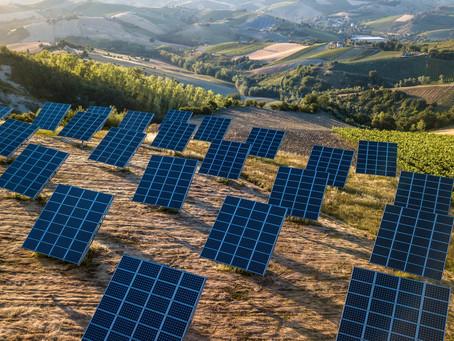 Rinnovabili al 32% in Europa. E l'Italia è prima nel solare