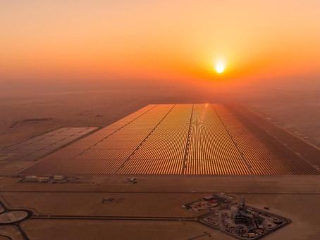 Egitto: Benban, il piu' grande campo solare del mondo