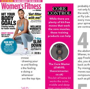 Women's Fitness Magazine