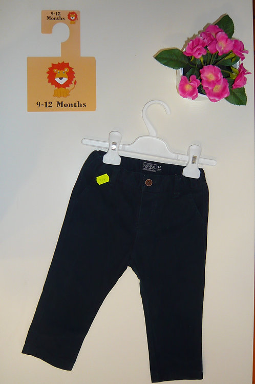Dark Blue Trousers By Mayoral