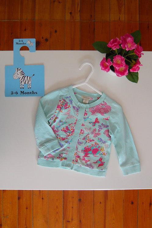My Butterfly Cardigan Sweater