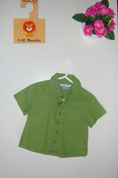 John Lewis Summer Green Shirt