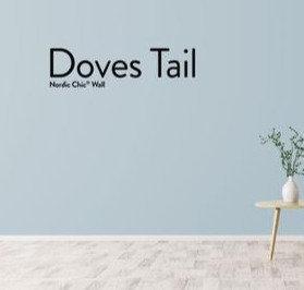 Doves Tail, leirebasert veggmaling