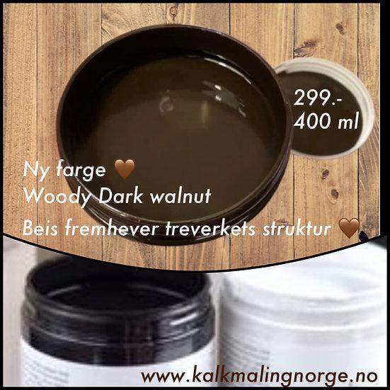 Woody beis, Dark Walnut