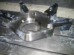 Inox milling