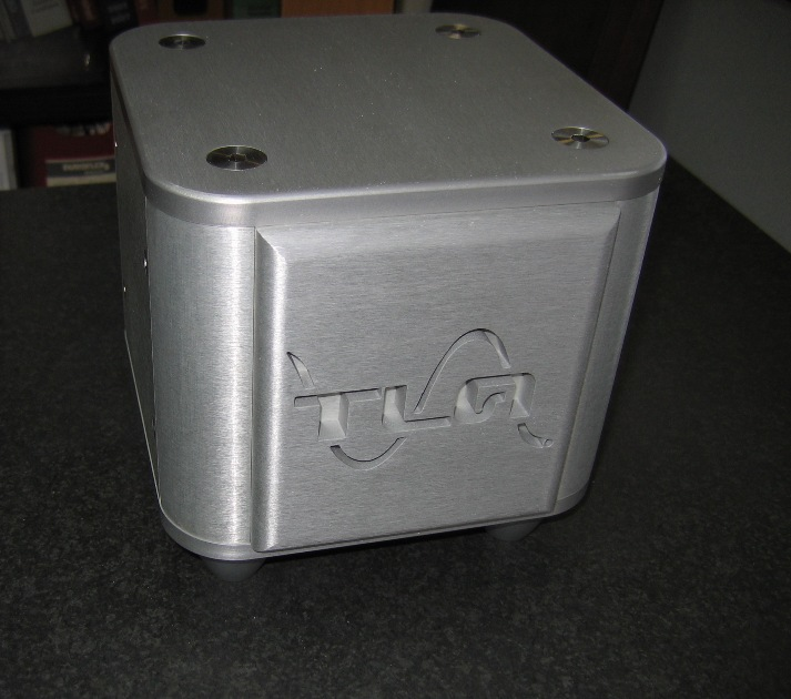 Aluminum machined box