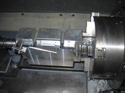 Aluminun Radiator Card Plate