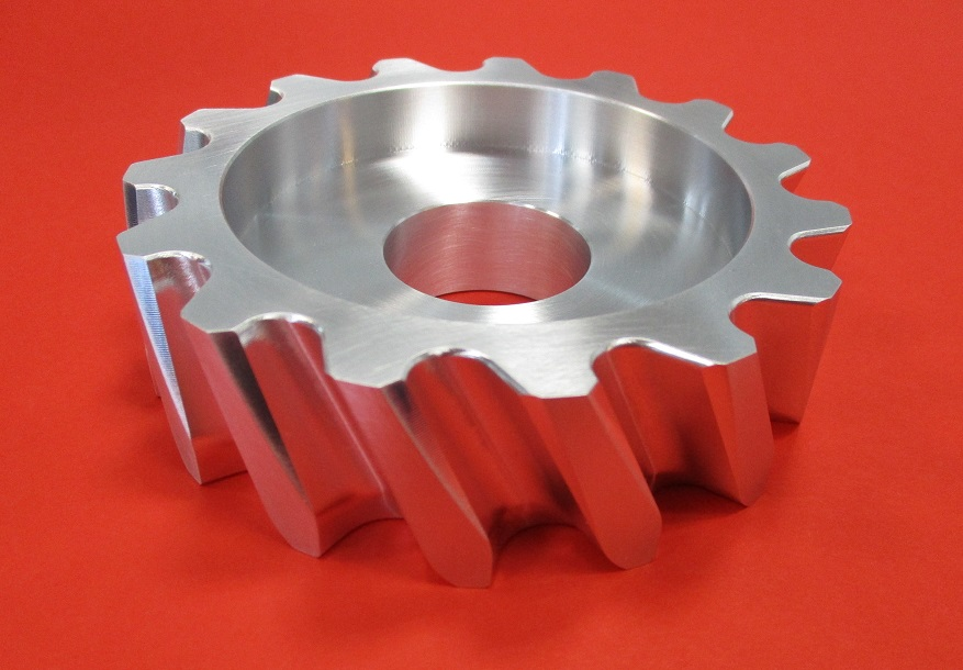 5 Axis Part