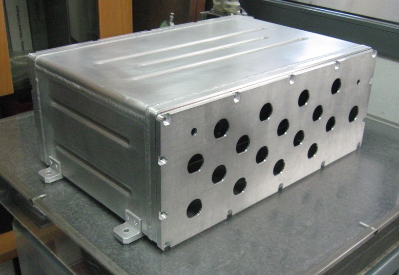 Aluminum Transformer Box