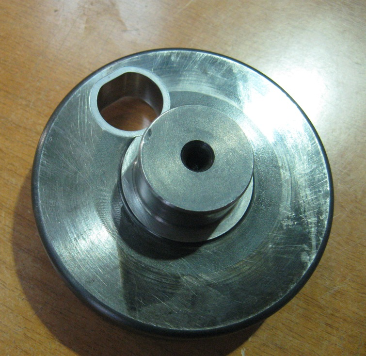 Crankshaft rework bushing