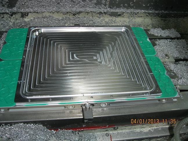 Aluminum Cover