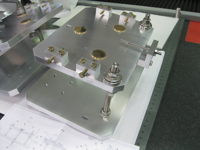 Jig Base assembly