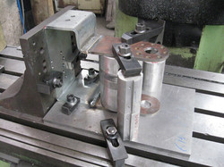 Milling rework by JIG