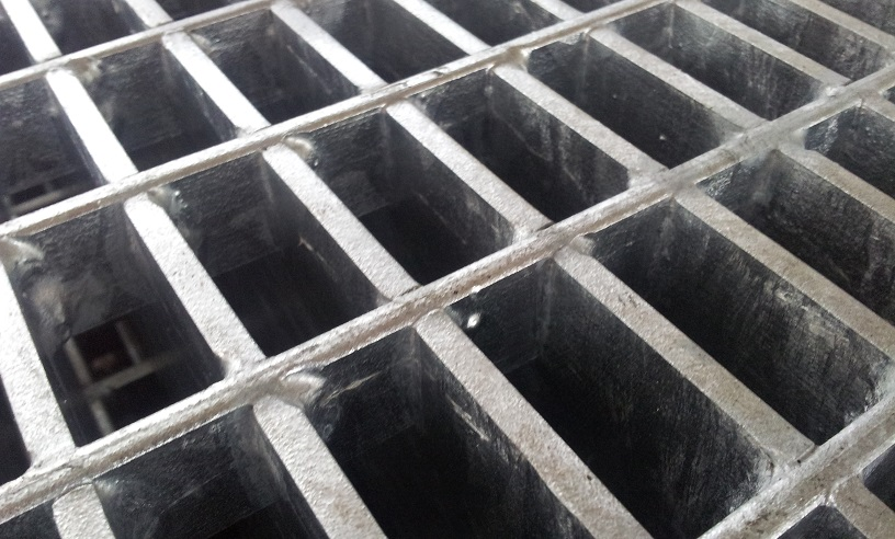 super heavy grating